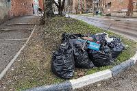 Незаконная торговля на Фрунзе и плохая уборка улиц Тулы, Фото: 16
