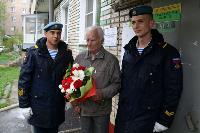 У домов тульских ветеранов прошли парады, Фото: 20