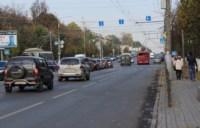 Знаки запрета поворота на ул. Агеева. 10.10.2014, Фото: 1