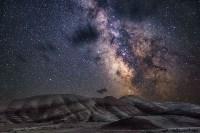 Млечный путь над Пейнтед-Хиллз в Орегоне, США. ФОТО: NICHOLAS ROEMMELT, Фото: 4