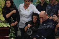 Жуткое ДТП в Суворове: проститься с погибшим полицейским пришли сотни человек, Фото: 21