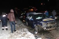 Серьезное ДТП в Глушанках: трое раненых, Фото: 8