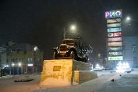 В Туле у памятника «катюше» появилась подсветка, Фото: 5