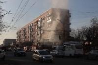 Пожар в пиццерии на Красноармейском, Фото: 11