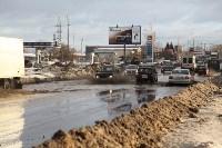 Потоп на ул. Рязанской и Восточном обводе, Фото: 4