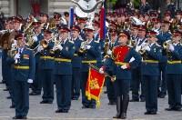 Тульская делегация побывала на генеральной репетиции парада Победы в Москве, Фото: 5