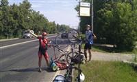На велосипедах до Нашествия, Фото: 4