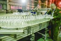Стекольный завод в Алексине, Фото: 50
