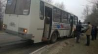 Авария на трассе Тула-Липки. 17.11.2014, Фото: 3