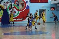 БК «Тула» дома дважды обыграл баскетболистов Воронежа, Фото: 42