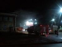 """Пожар в здании бывшего кинотеатра """"Комсомольский"""", Фото: 2"""