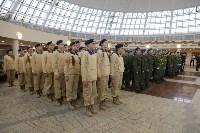 Состоялась церемония принятия юных туляков в ряды юнармейцев, Фото: 14