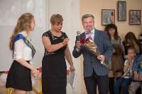 Александр Балберов поздравил выпускников тульской школы, Фото: 32