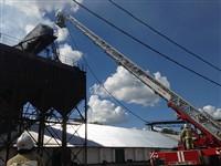 Пожар в Плавске, Фото: 4