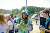 В Туле прошел фестиваль красок и летнего настроения, Фото: 50