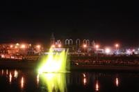 Шоу фонтанов на Упе. 9 мая 2014 года., Фото: 46