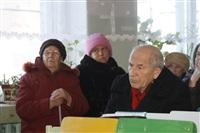 Встреча Губернатора с жителями МО Страховское, Фото: 6