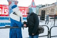 Физкультминутка на площади Ленина. 27.12.2014, Фото: 5