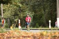 Туляки «погоняли» на самокатах в Центральном парке, Фото: 40