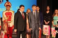 Владимир Груздев поздравил тульских выпускников-медалистов, Фото: 41
