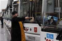 Новые низкопольные автобусы, Фото: 12