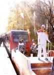 Эстафета Олимпийского огня. Новомосковск, Фото: 9
