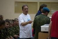 Звёзды Первого канала устроили концерт в военной части, Фото: 32