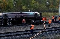 Крушение поезда в Тульской области, Фото: 14
