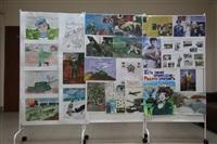Тульские омоновцы провели конкурса детского рисунка, Фото: 2