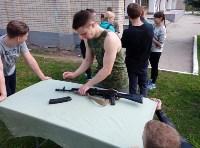 В Туле состоялось открытие военно-спортивной игры «Зарница-2016», Фото: 5