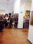 выставка тульского художника, пропавшего в Кармадоне с Сергеем Бодровым, Фото: 11