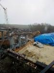 ЧП рухнул мост в Донском, Фото: 1