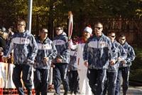 Эстафета Олимпийского огня. Новомосковск, Фото: 36