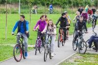 В Туле прошел большой велопарад, Фото: 125