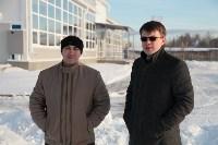 Инспектирование катка в Щёкино. 29.12.2014, Фото: 2