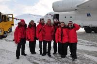 Алексинец достиг Северного полюса Алексей Маслаков, Фото: 8