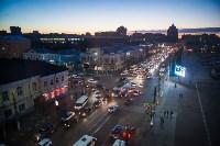 Транспортный коллапс в центре Тулы, Фото: 36