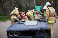 Тульские спасатели отметили праздник, Фото: 87