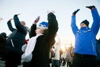 Физкультминутка на площади Ленина. 27.12.2014, Фото: 23