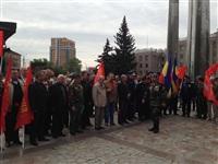 Митинг в поддержку юго-восточной Украины. 4.05.2014, Фото: 2