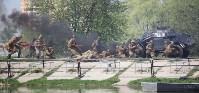 Реконструкция сражения на Эльбе. 9 мая 2016 года, Фото: 48
