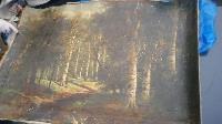 В Тульской области аферисты пытались продать картину, якобы написанную Шишкиным, Фото: 3