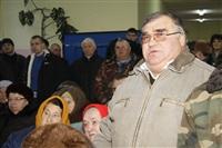 Встреча Губернатора с жителями МО Страховское, Фото: 17