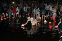 Фестиваль водных фонариков в Белоусовском парке, Фото: 4