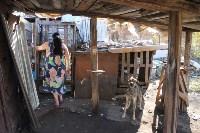 В Туле в аварийном памятнике архитектуры обнаружен «детский сад» для малышей мигрантов, Фото: 22
