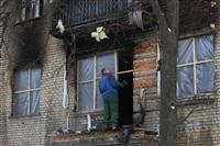 Взрыв газа в Новомосковске. , Фото: 16