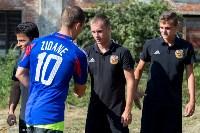 """Молодежка """"Арсенала"""" сыграла с командой заключенных, Фото: 24"""