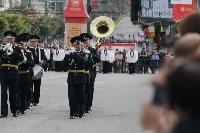 По праздничной Туле прошли духовые оркестры, Фото: 27