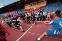 II этап «Спортивного марафона».1 августа 2015, Фото: 19
