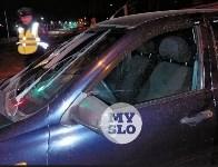 В Туле гаишники устроили погоню за пьяным водителем на Lada Kalina, Фото: 6